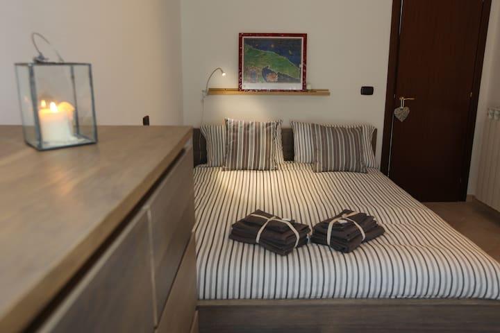 Apartament villa Taranto San Vito Puglia sea - Taranto - Dům