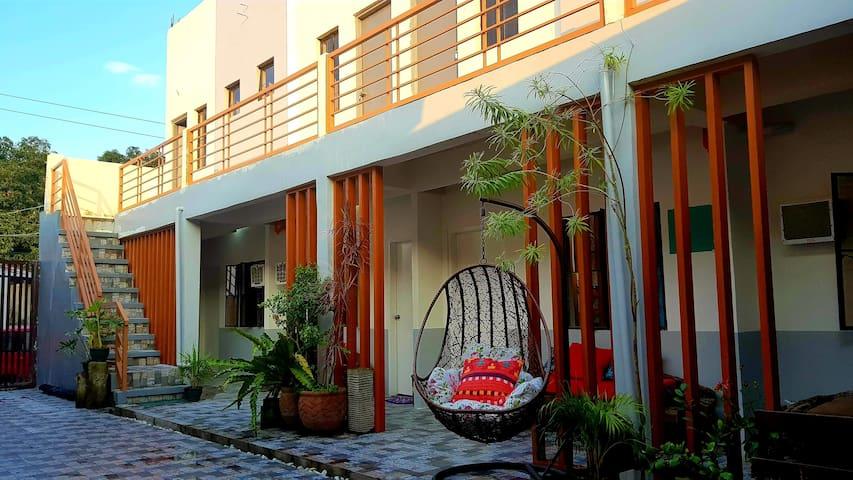 Marcela Residences studio type unit 1