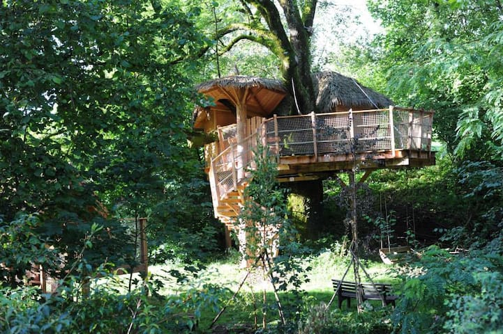 Mathis treehouse - Ogens - Bed & Breakfast