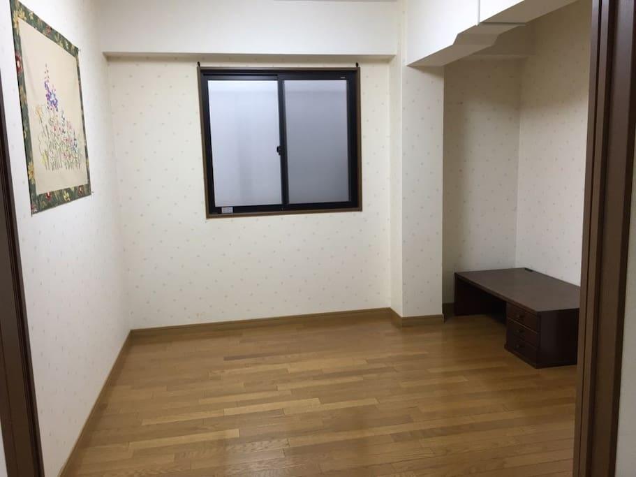 2樓客房① (可容納2人)
