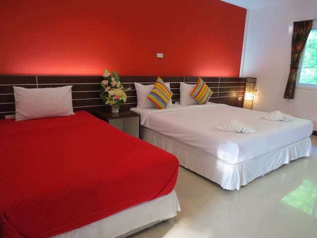 Pear Krabi room