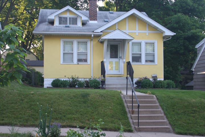 Little Yellow House Guest Suite