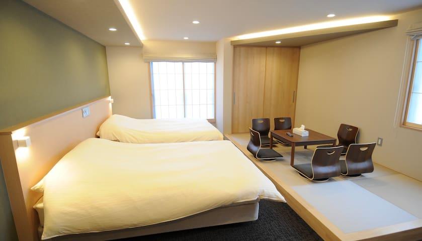 HIZ HOTEL Kyoto★ 401 ★nijo Castle  near★Max 5P