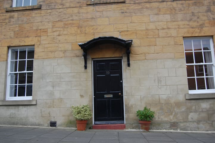 16 St. Michaels Lane, Grade 2* Listed property.