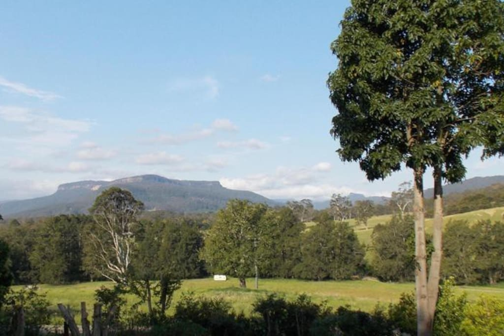 Some of the best views available in the stunningly beautiful Kangaroo Valley