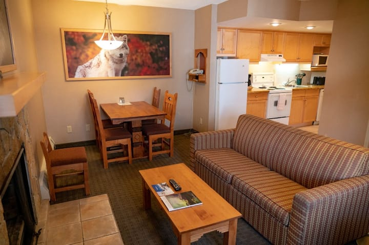 BRMR 2br. Perfect for family vacation in Banff