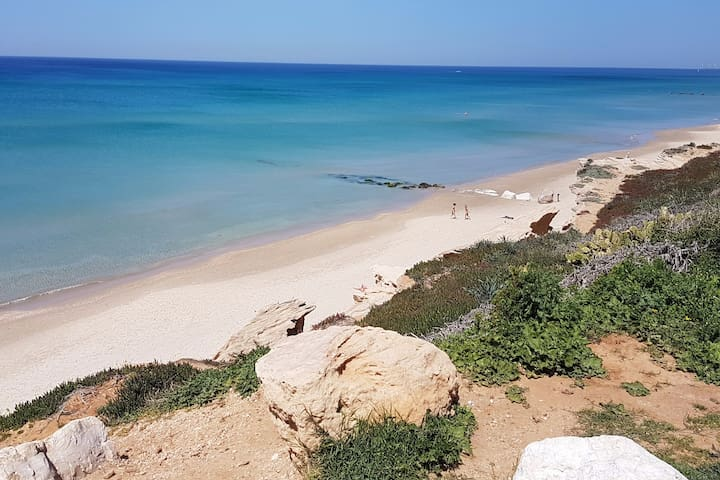 1 min from the beach - Beit Yanai - Casa