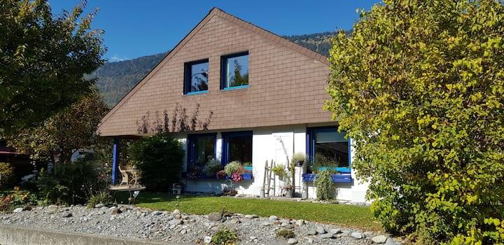 Lütschine House nur 5 Minuten von Interlaken Ost