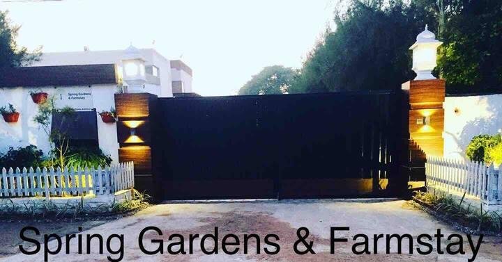 Spring Gardens & Farmstay Amritsar