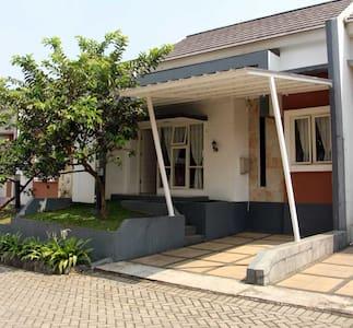 Vir Home I Rancamaya, Bogor