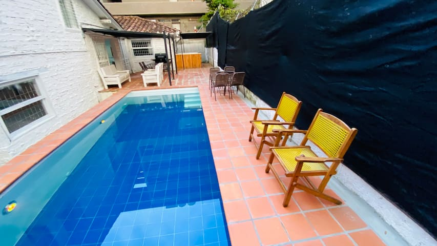 Best Luxury Villa Pool Jacuzzi in Medellin Poblad