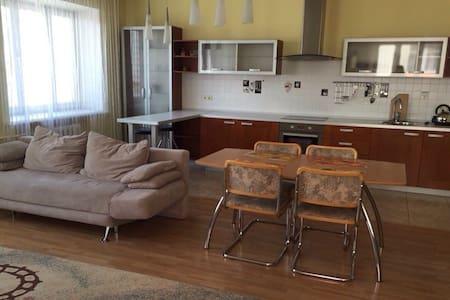 Центр Омска, Апартаменты на Куйбышева 62 - Omsk