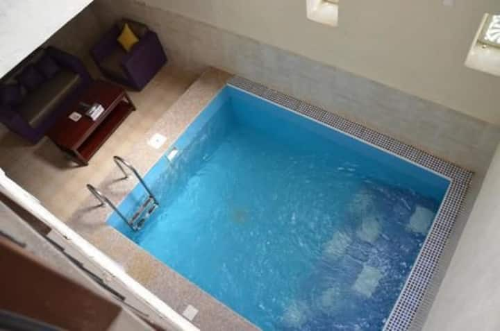 Drwazet Alnakheel village (villas w indoor pool)