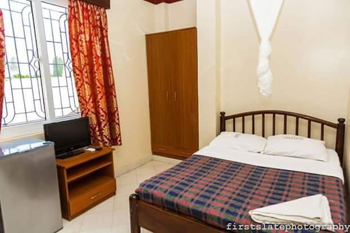 Two bedroom furnished house at Syokimau.
