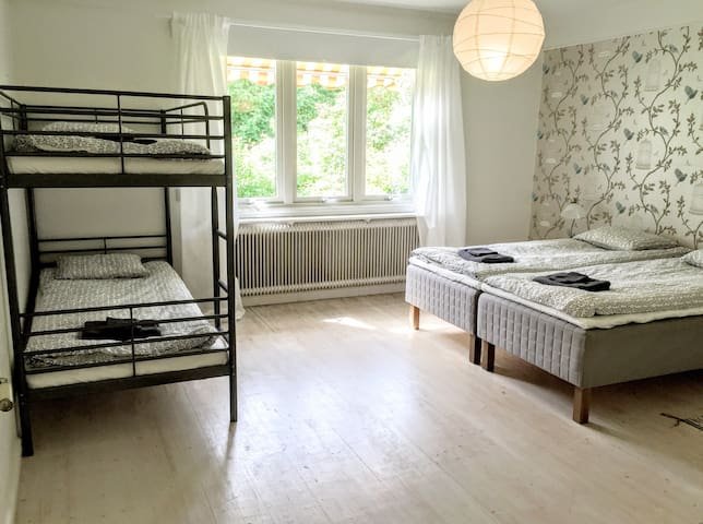 Room in lovely house in central Torsby - Torsby - Rumah