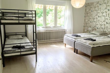 Room in lovely house in central Torsby - Torsby