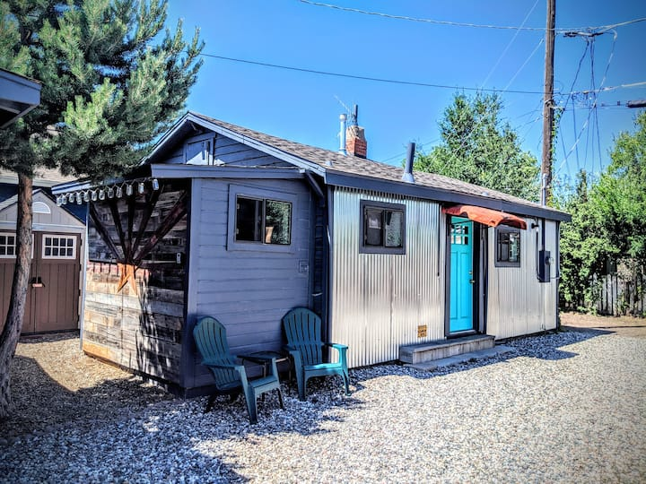 Casita, Upcycled Design, Historic Downtown/NAU