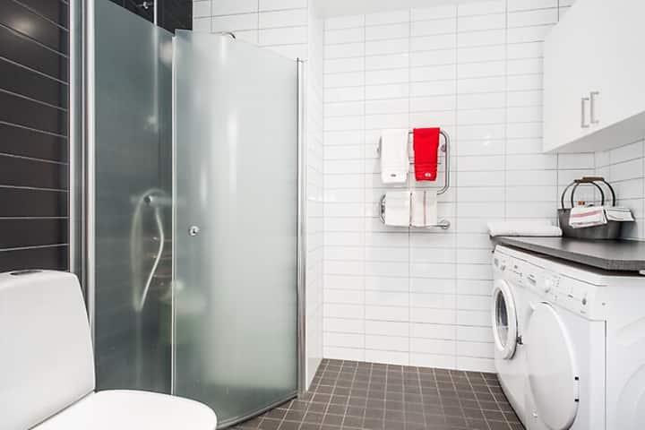 2 rums lägenhet mitt i Borås stadskärna.