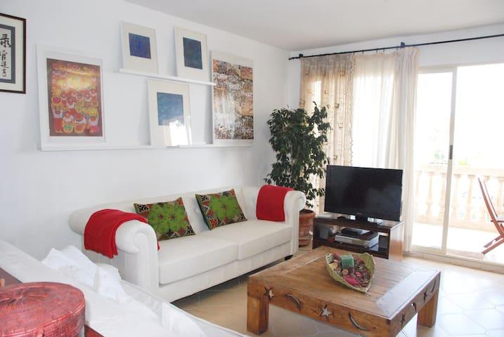 Precioso apartamento con vistas al mar   Campello - El Campello - Byt