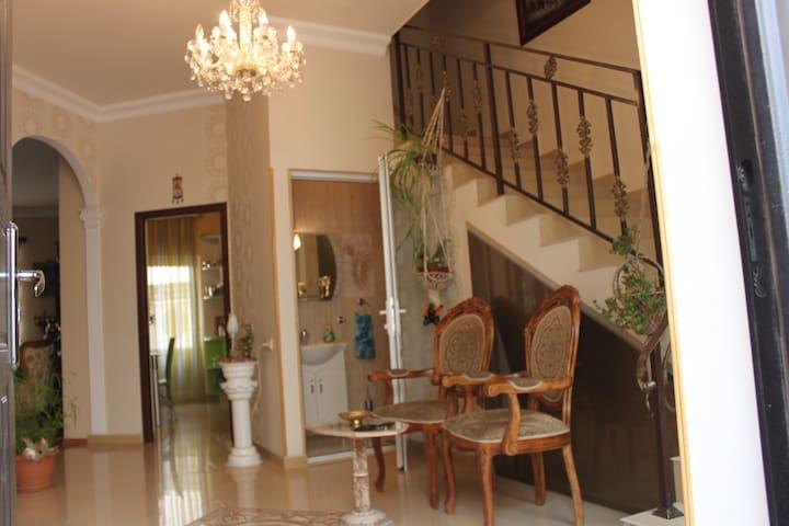 Сдаётся шикарный двухэтажный дом - Ереван - House