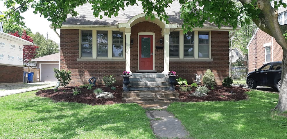 Book A Room in This Charming 1925 Built Bungalow.