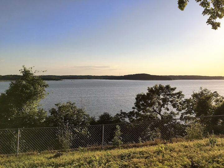 Best view on Truman Lake