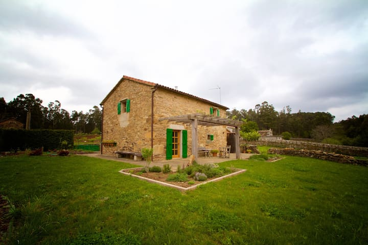 Casa do Demo, casa rural historica  - Ponteceso - 一軒家