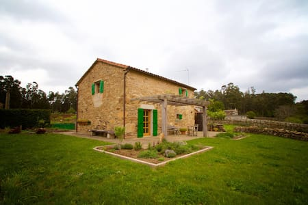 Casa do Demo, casa rural historica - Ponteceso - 独立屋
