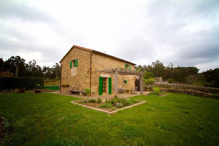 Casa do Demo, casa rural historica
