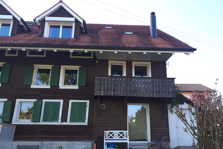 Apartment Loft mit Charme und eigenem Balkon