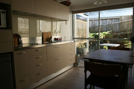 Spacious newly decorated unit