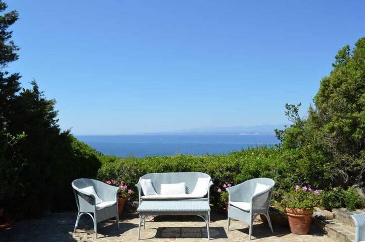 CHARMING VILLA near Santa Teresa Gallura with Pool - Santa Teresa Gallura - Villa