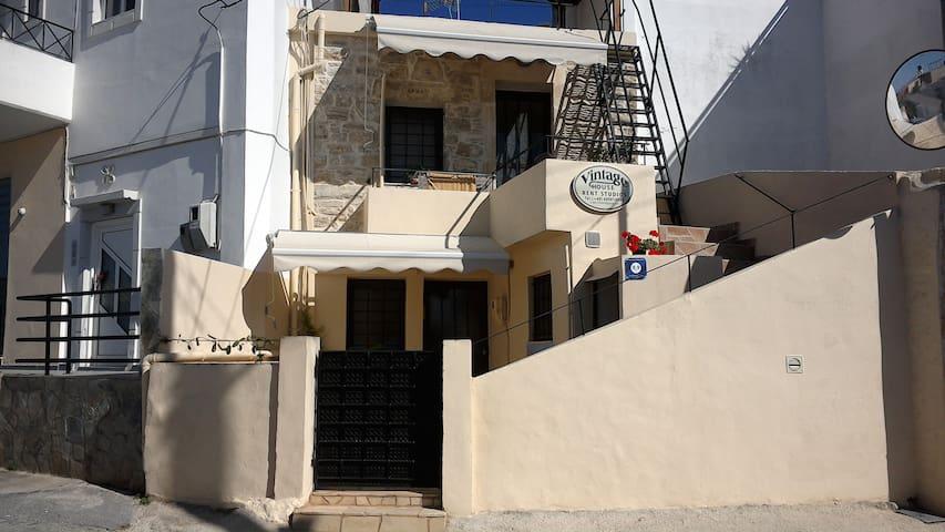 VINTAGE HOUSE STUDIOS PITSIDIA 1