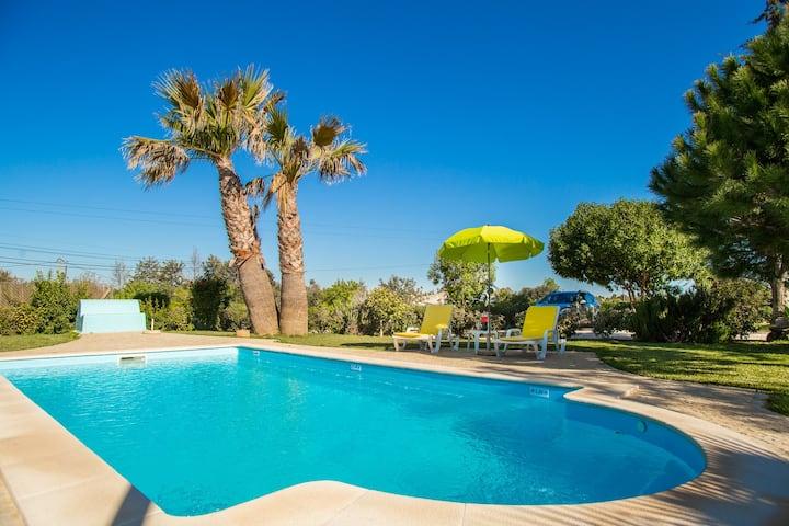 Tore Villa, Armação Pera, Algarve