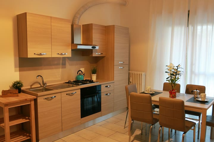 Bnbook 2 Bedroom Apartment con wifi veloce