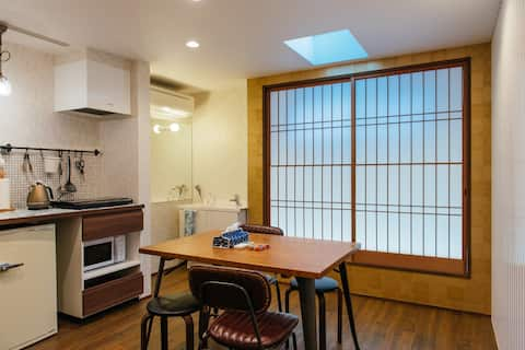 Expo Cottage 3 with free parking  / 52㎡  (560ft²)