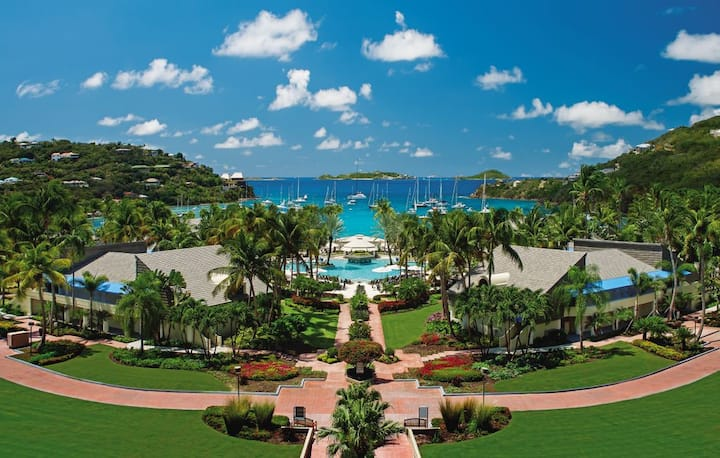 WESTIN ST JOHN LUXURY VILLA - March / April 2020
