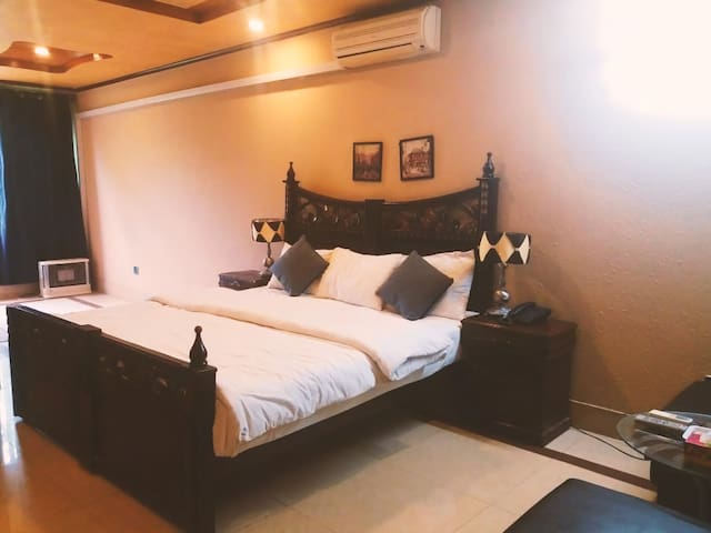Private room / All Facilities - G8 Markaz