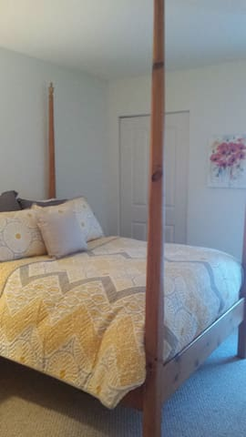 Lovely Private Room/Bath Annapolis - Annapolis - Apto. en complejo residencial