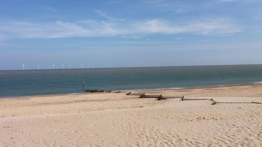 Cosy Beach Cottage - Caister-on-Sea - Dům
