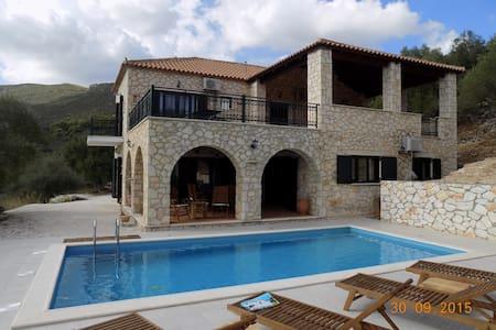 Villa Mandolin Wind - Limni Keriou - Villa