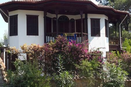 Akyaka'da Şirin müstakil Villa - Villa