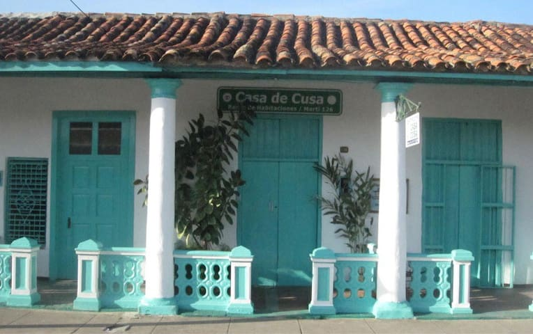 Casa de Cusa - Pinar del Río - บ้าน