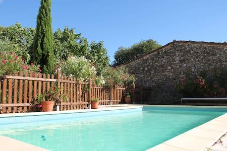 Calme, détente près de Montpellier - Montpeyroux