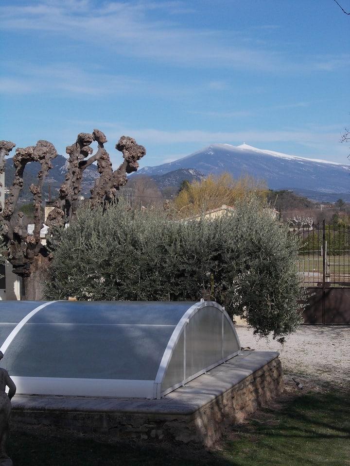 Gîte des hirondelles à la ferme de Bouquet