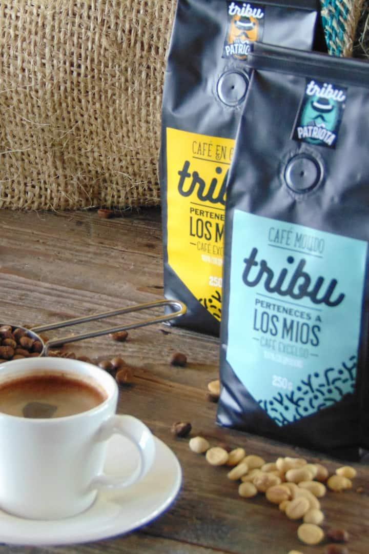 Nuestra marca: Café Tribu