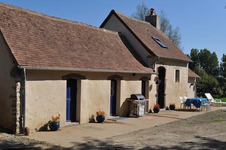 PETITE Maison campagnarde pour week end - Parigné-l'Évêque