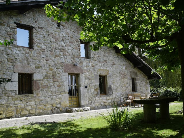 Caserío tranquilo, confortable con buenas vistas - Mallabia - Haus