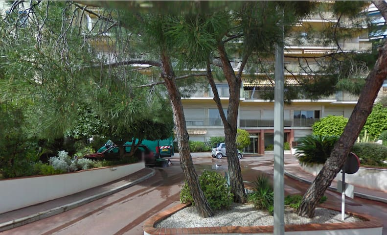 STUDIO MONACO PROCHE EXIBITION, CASINO, BEACH - Monako - Daire
