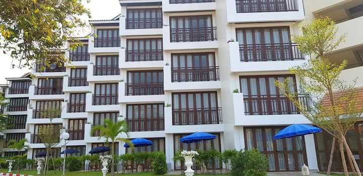 Orchid Beach Apartment 2 bedrooms - 86 sqm by Jeed